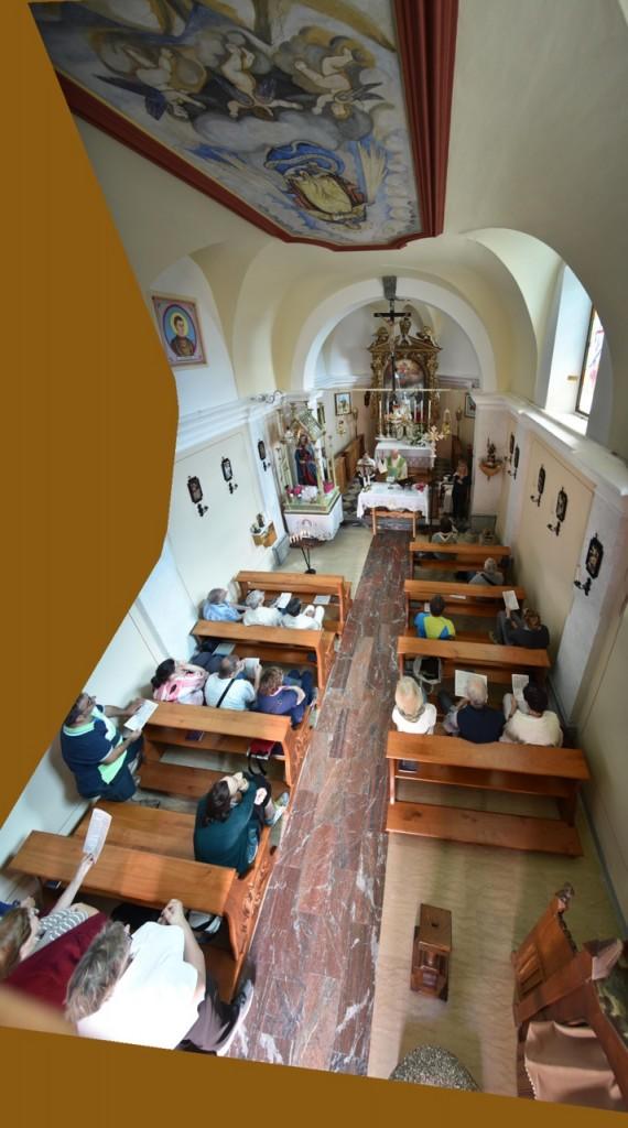 Panoramica chiesa giviliana
