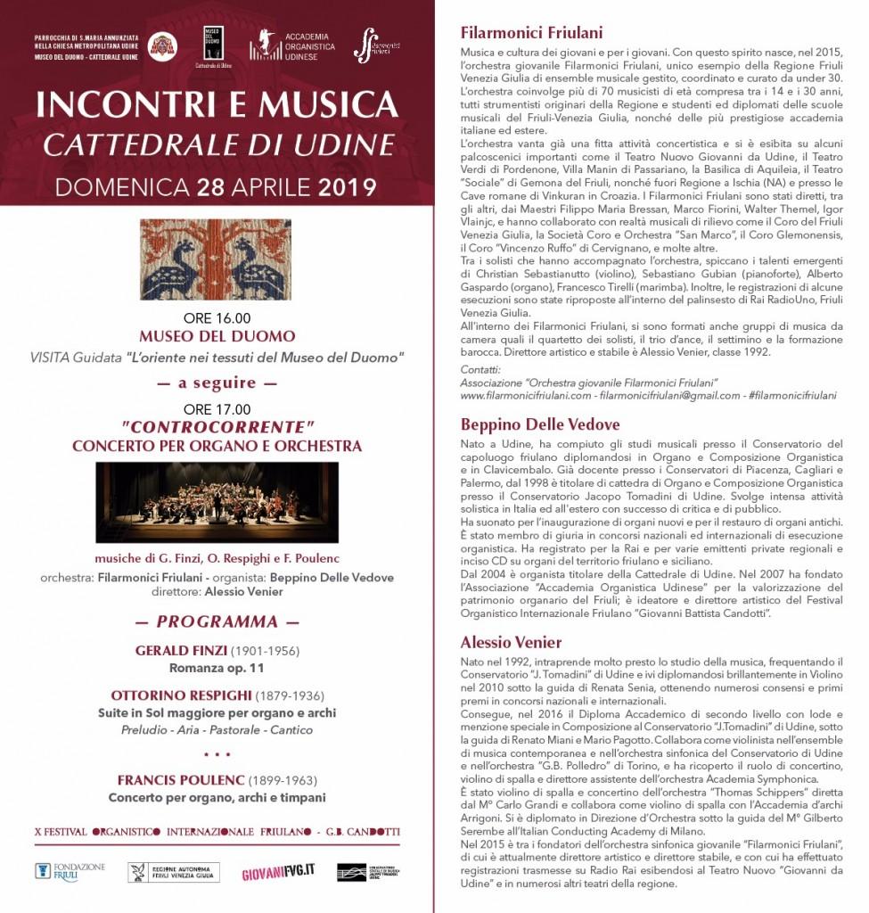 Concerto 28.04.2019